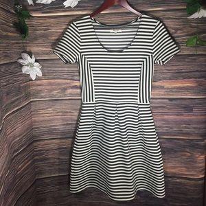 •MADEWELL• Striped Dress
